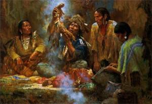 kızılderililer 22
