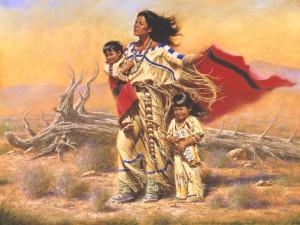 kızılderililer 24