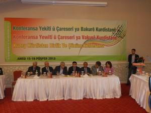 kürdistan birlik ve çözüm konferansı 01