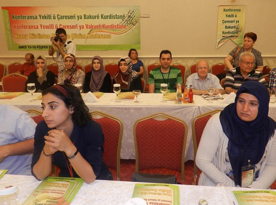 kürdistan birlik ve çözüm konferansı 12