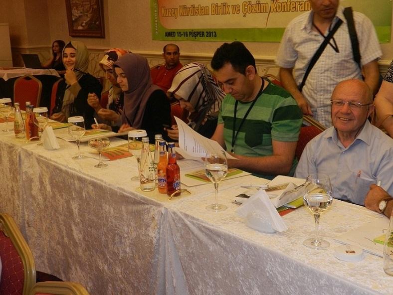 kürdistan birlik ve çözüm konferansı 13