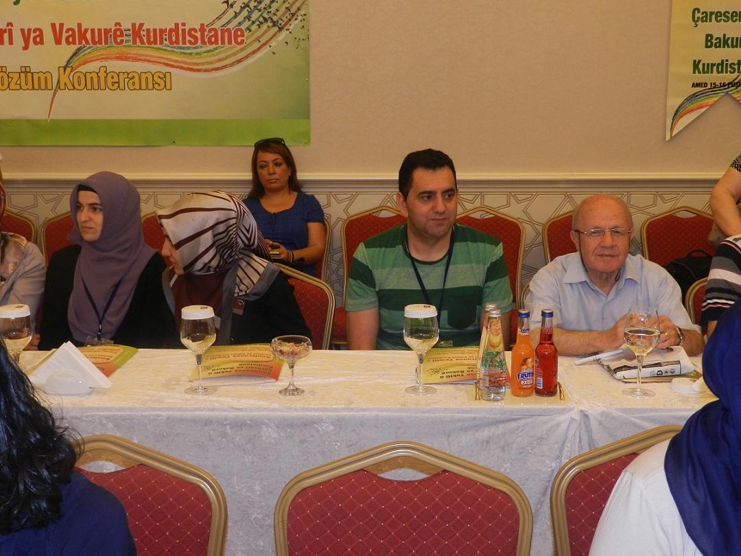 kürdistan birlik ve çözüm konferansı 14