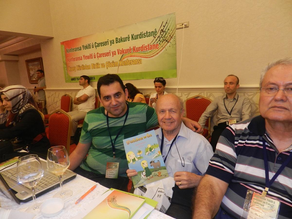 kürdistan birlik ve çözüm konferansı 15