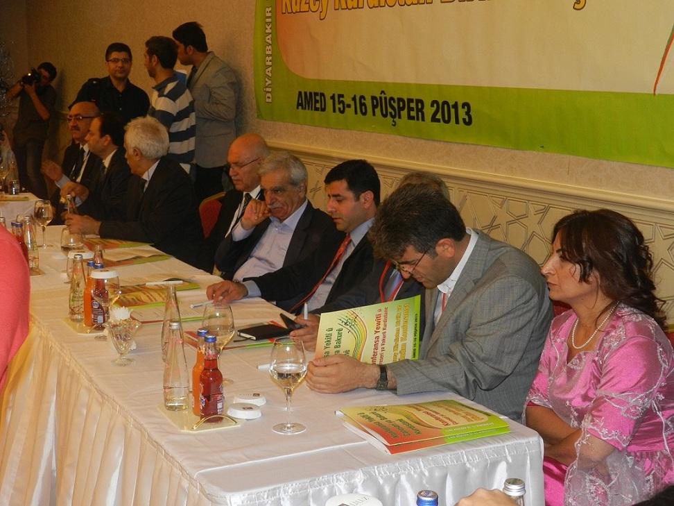 kürdistan birlik ve çözüm konferansı 16