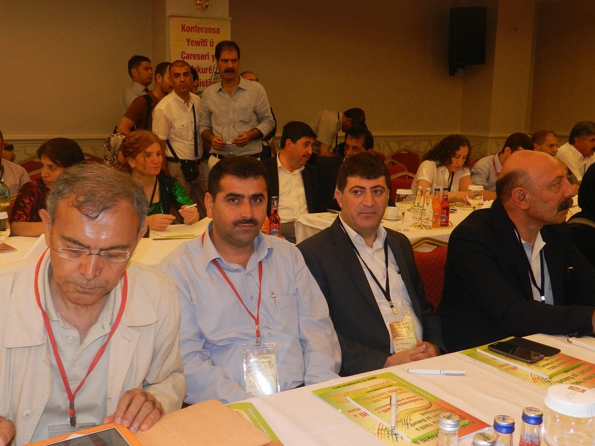 kürdistan birlik ve çözüm konferansı 18