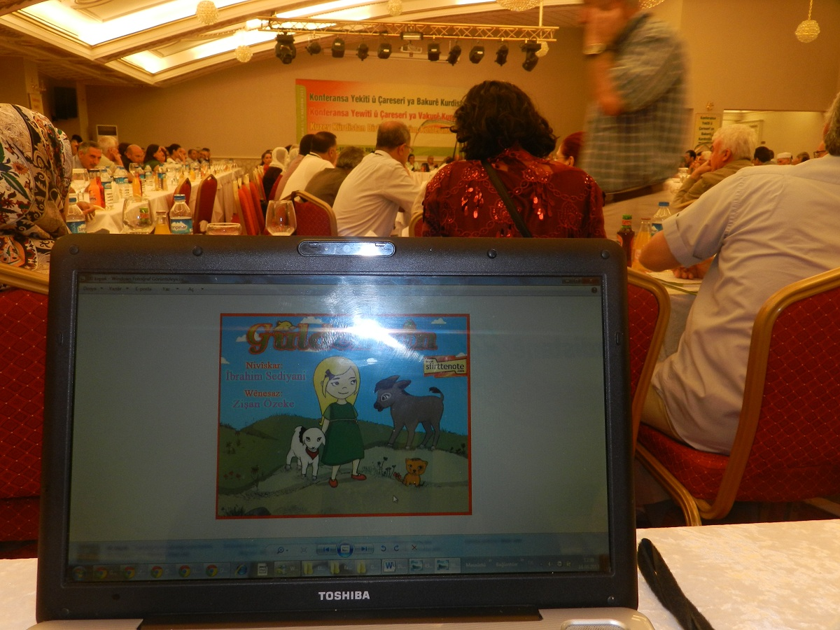 kürdistan birlik ve çözüm konferansı 22