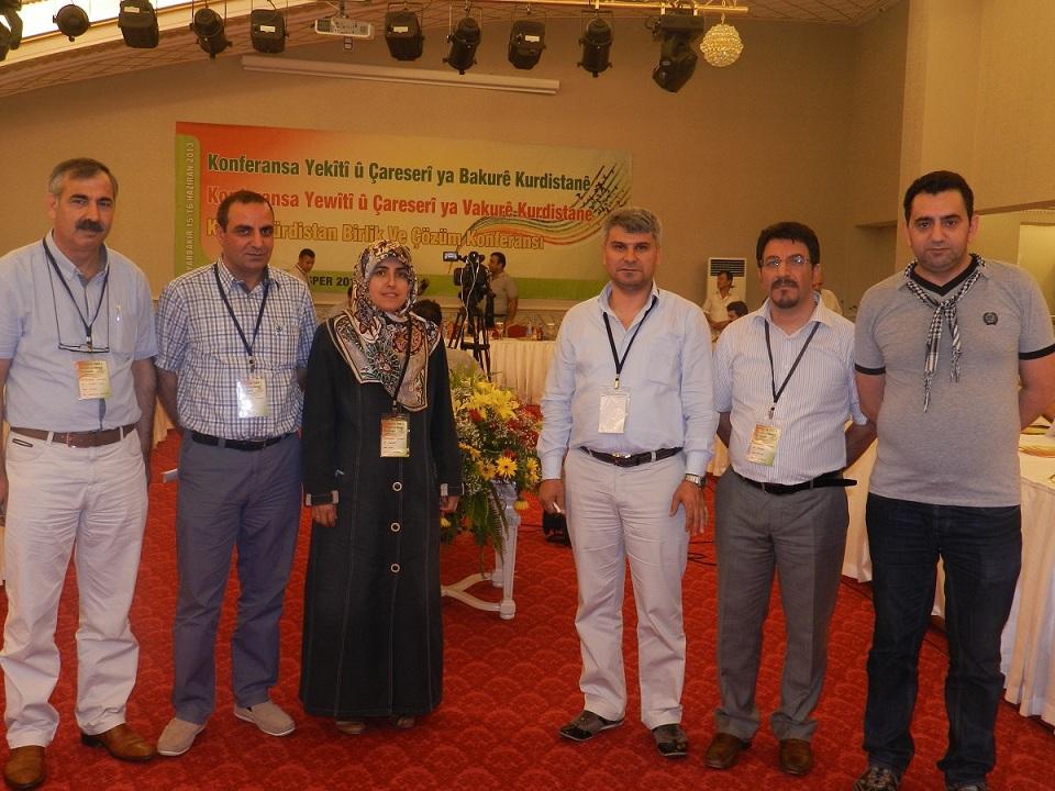 kürdistan birlik ve çözüm konferansı 29