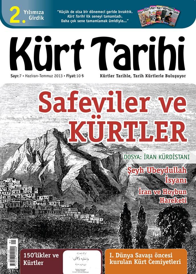 kürt tarihi dergisi