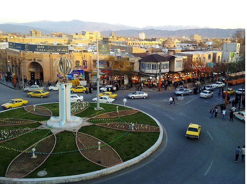 Xoy (İran Kürdistanı)