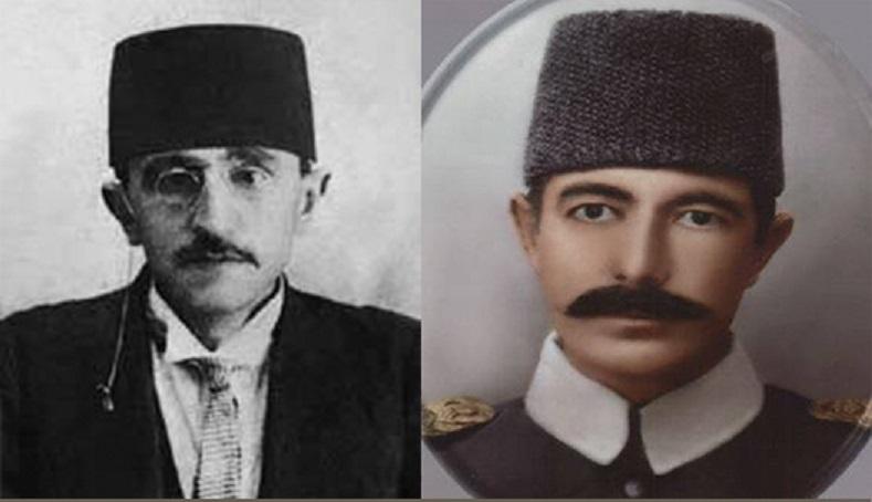 Bitlisli Yusuf Ziya Bey ve Cibranlı Halid Bey