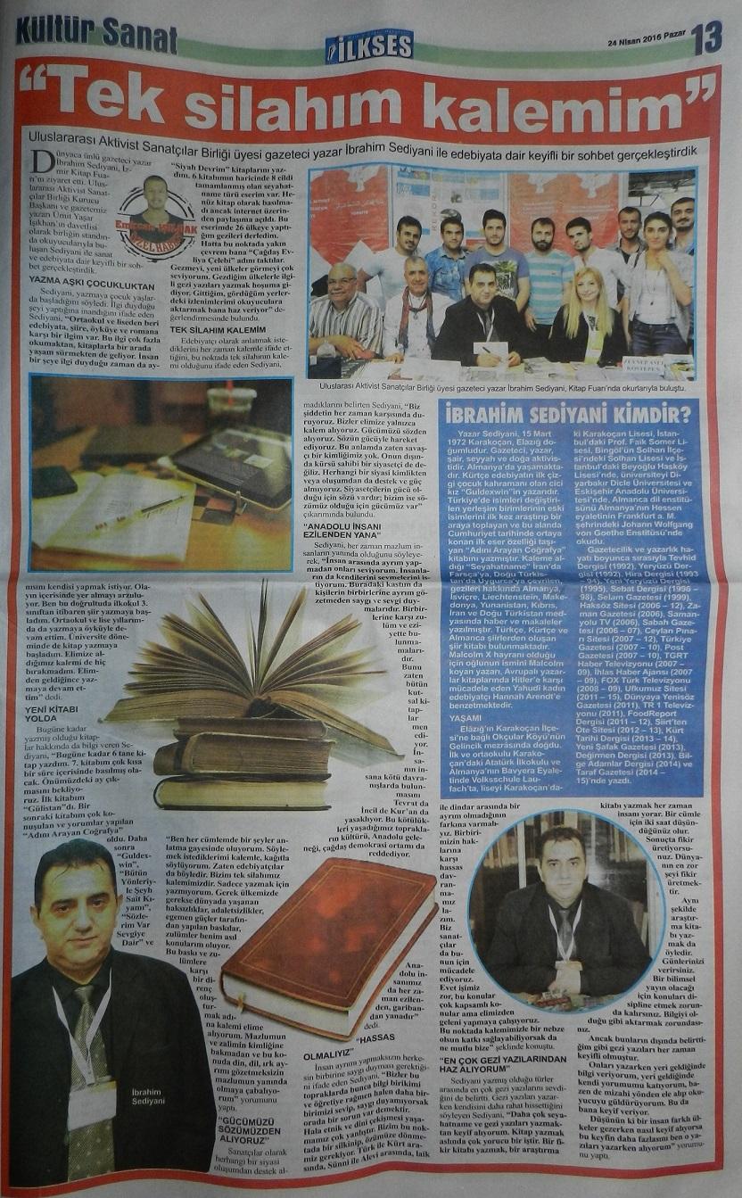 ilkses gazetesi haber 3