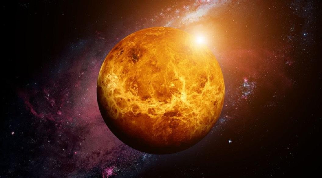 Venüs'te Yaşam İzleri Bulundu