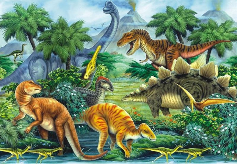 Memeliler Bir Zamanlar Dinozorları Yiyordu