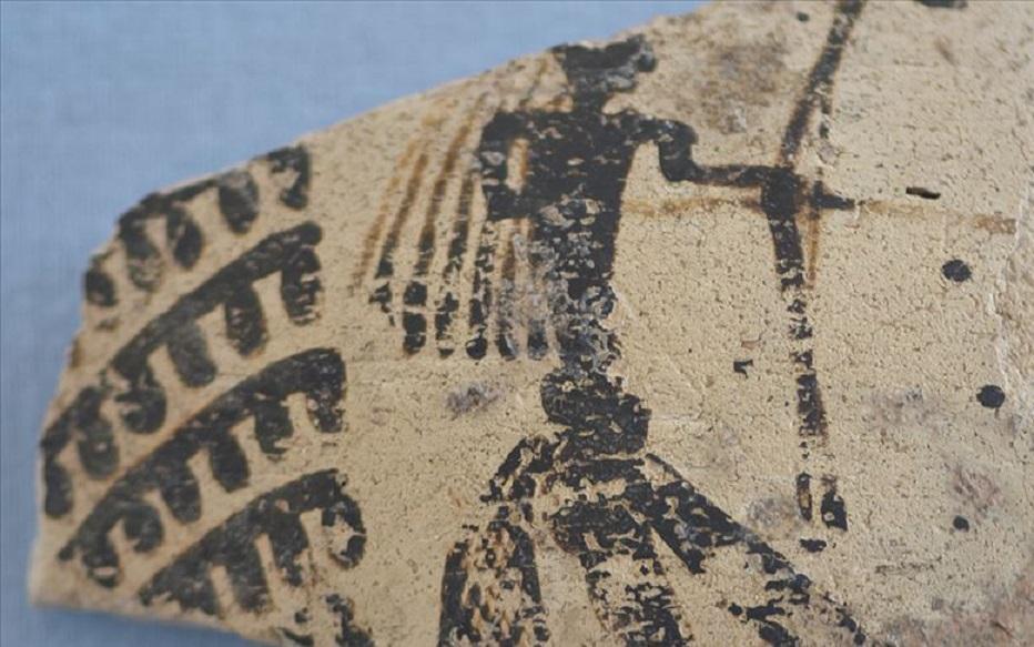 Maraş'ta Gırgûmm Kürt Krallığı Dönemine Ait 3000 Yıllık Okçuluk İzleri Bulundu