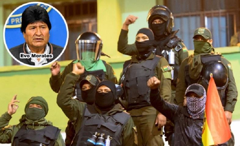 Bolivya'da Darbe | Evo Morales İstifa Etti