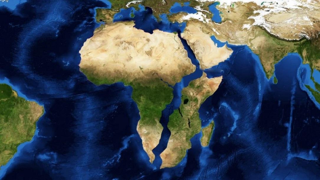 Afrika'nın Ortasında Yeni Bir Okyanus Oluşuyor