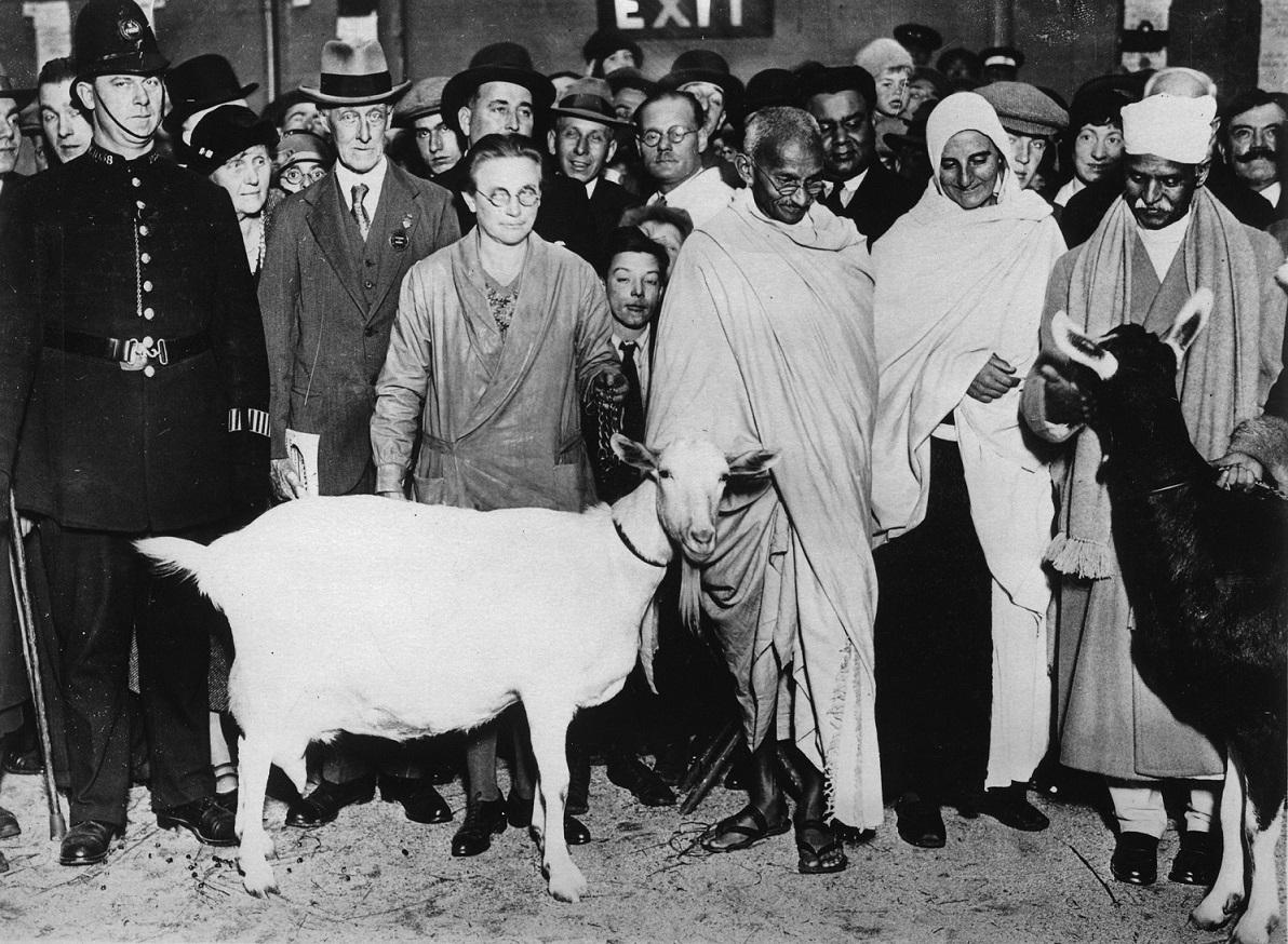 Emperyalizme Karşı Gandhi Modeli